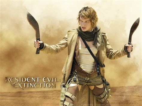 resident evil milla jovovich images resident evil extinction hd wallpaper and background photos
