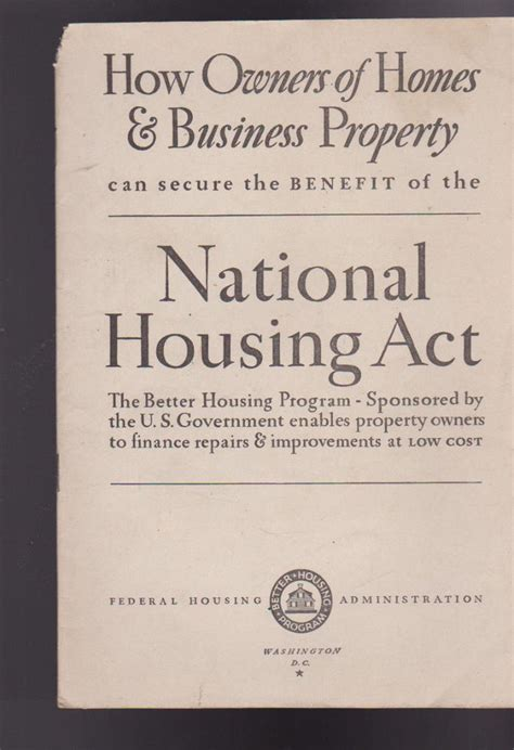 federal housing act federal housing act 28 images rowellsapushistory national housing act you make