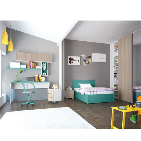 complete bedroom eresem c102 colombini house viadurini it