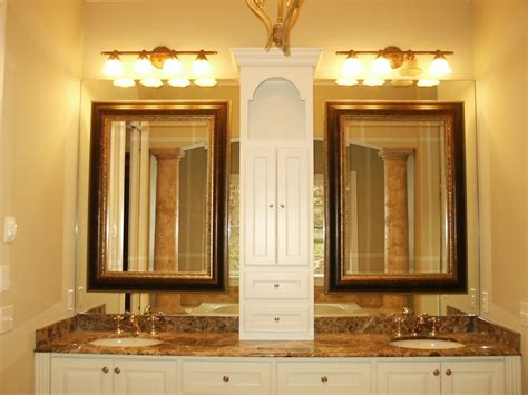 bathroom mirror ideas bahtroom awesome small bathroom with amusing wall l on