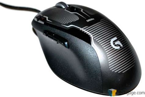 Mouse Logitech G500s logitech g500s laser gaming mouse review techgage