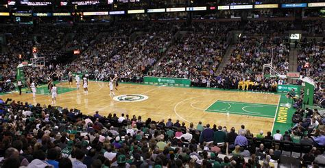 Td Garden by Celtics Rockets Preview C S Take Pride In Success At Home