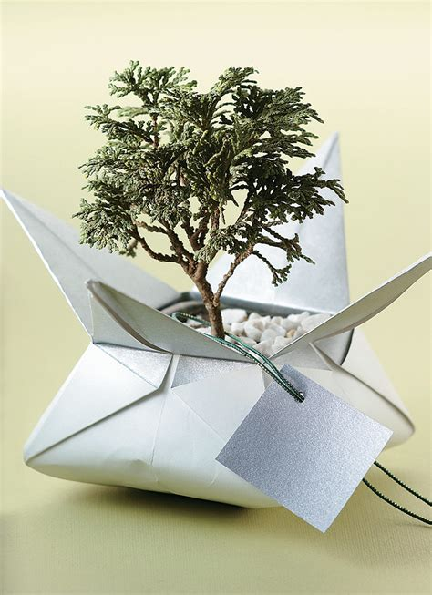 Origami Bonsai - 900 x