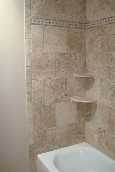bathroom shower tub ideas tile surrounding bathtub new tile walls around tub