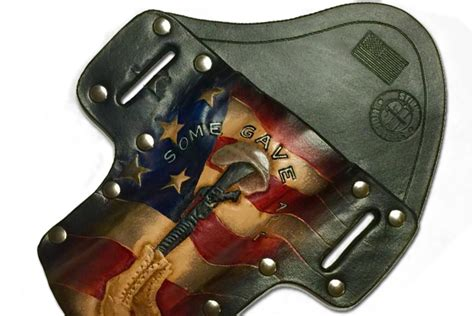 Custom Handmade Leather Holsters - handcrafted leather by stirn holsters