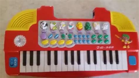 Keyboard And Toys baby piano keyboard songs melody