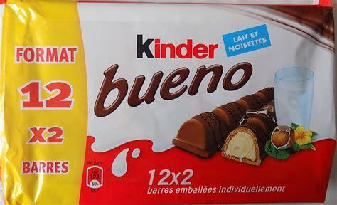 Kinder Bueno T 2 T 2 8000500066027 kinder bueno 516 g 12 2 21 5 g