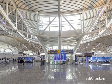 bali airport photo gallery bali airport guide