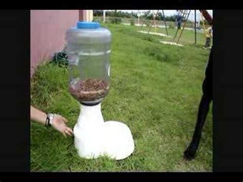 alimentadores automaticos para perros comedero automatico para perros youtube
