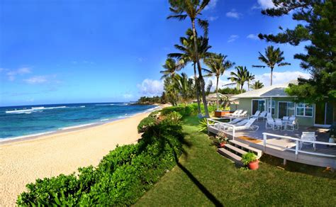 beach house rentals oahu beachhouses hawaii beach homes specializes in vacation rentals on oahu s north and