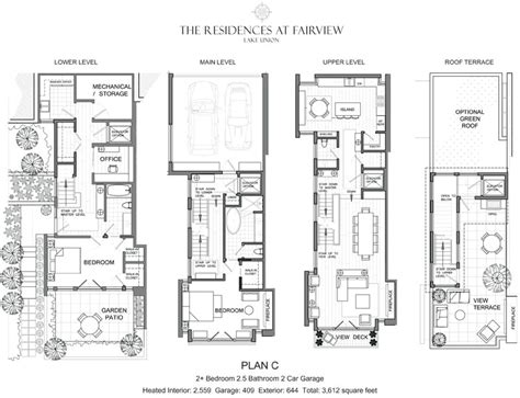 insignia seattle floor plans groundbreaking of the residences at fairview urbanash real estate
