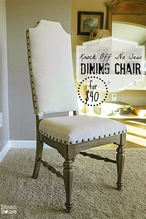 Diy Dining Chair Slipcovers Diy Dining Chair Slipcover No Sew Woodworking Projects Plans