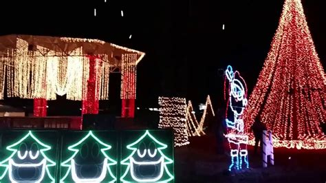 free christmas lights in arkansas lights in batesville arkansas