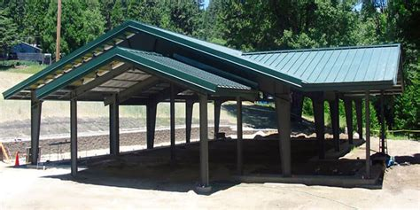 carport metal carport kit 18x21 regular car carport regular