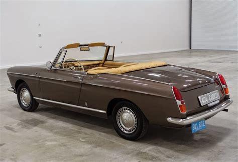 peugeot 404 coupe impressive restoration 1966 peugeot 404 cabriolet bring