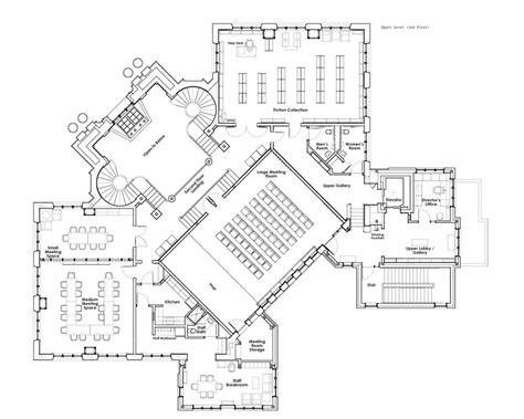 public floor plans the plans gloversville public library