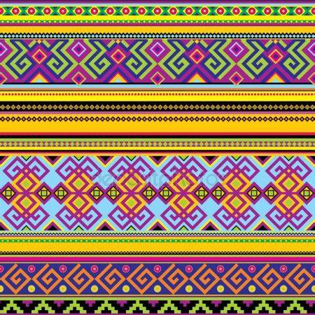 cenefas egipcias mexican background stock vector 169 print2d 18897855