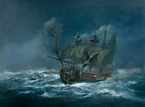 worst maritime disasters  british history happened   isles  scilly