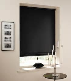 Blackout blinds are great for rooms where you want or need to be