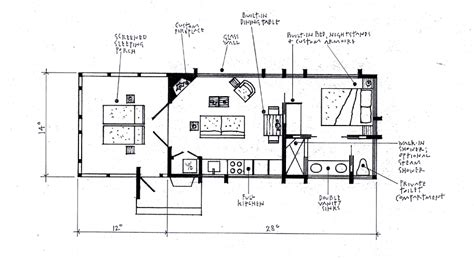 how to read manufactured home floor plans escape compact mobile home is aesthetic and eco