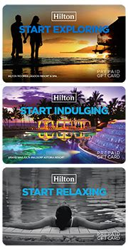 Hilton Hotel Gift Cards Uk - hilton honors gift cards