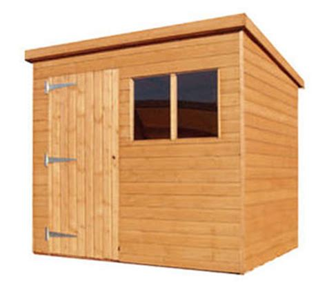 Pent Roof Shed by Pent Roof Sheds And Garden Storage Solihull Kilduff