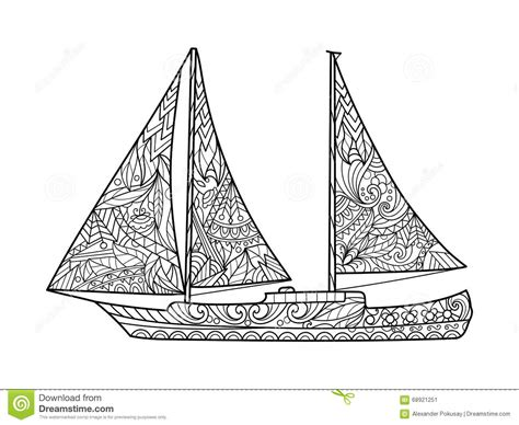 coloring pages for adults boats sailboat page for adults coloring pages
