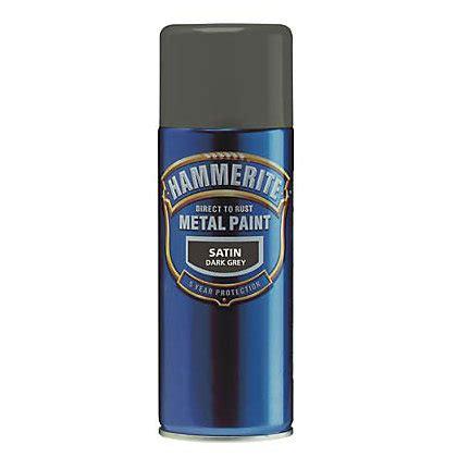 matt black hammerite hammerite black aerosol direct to rust metal paint 400ml