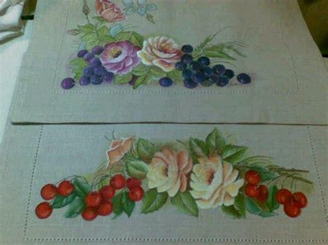 cenefas de flores para pintar en tela cenefas flores para pintar en tela imagui