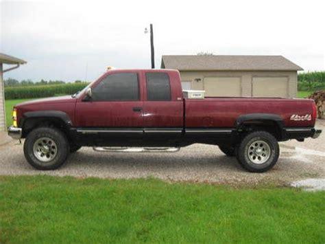 buy used 1994 chevy 2500 4x4 6 5 turbo diesel in columbia
