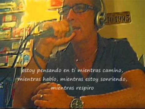 vasco sto pensando a te testo sto pensando a te con traduzione in spagnolo