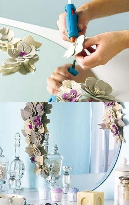 decorar baños pequeños modernos decoracion con espejos y marmol en paredes