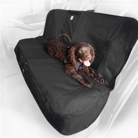 bench seat covers for dogs new pet dog car bench seat cover waterproof machine washable 55 x 45 inch black ebay
