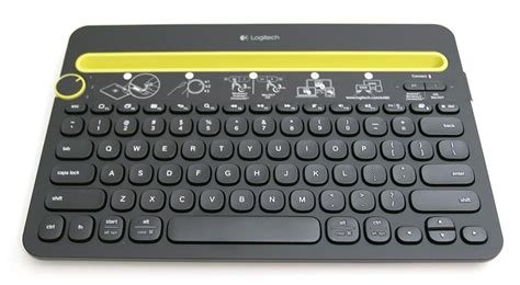 Logitech Wireless Bluetooth Keyboard K480 Keyboar logitech bluetooth multi device keyboard k480 review