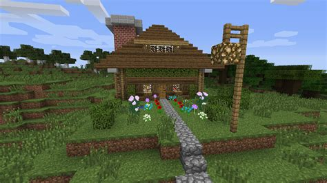 a cosy cottage creative mode minecraft discussion