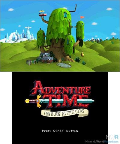 adventure time finn jake investigations for nintendo adventure time finn and jake investigations game