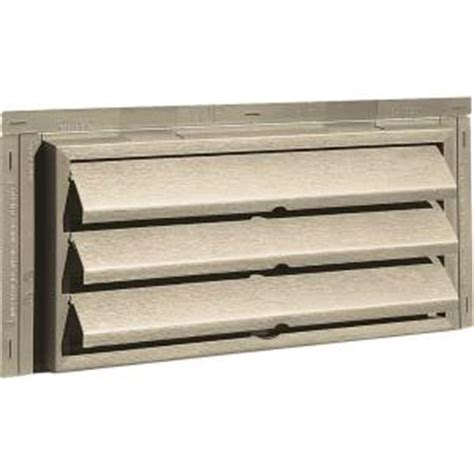 builders edge 9 375 in x 18 in foundation vent without