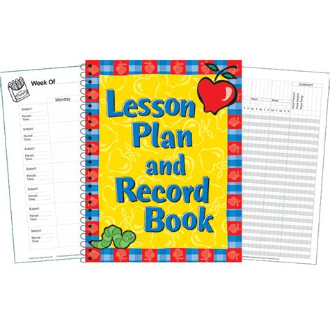 doodle lesson plan lesson plan and record book plan record books eu 866210