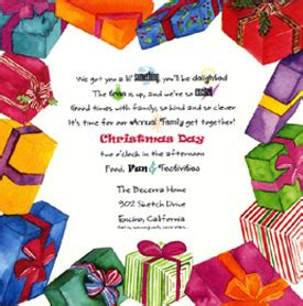 5 best images of christmas card wording business