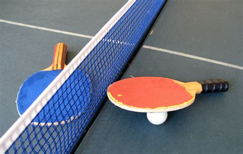 Of Table Tennis by Table Tennis Varsity Oxford Sport