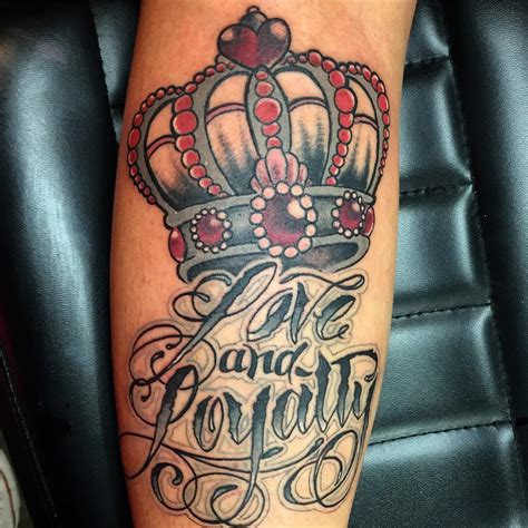 loyalty tattoo 55 best loyalty designs meanings courage honor