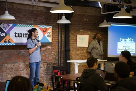 tumblr headquarters black techies hosts hackathon to honor legacy of dr
