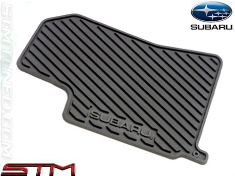 How To Clean All Weather Mats by All Weather Floor Mats Subaru Impreza 2016 Carpet Vidalondon