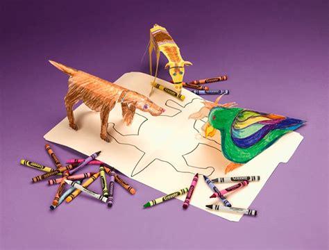 amazing craft projects amazing animals craft crayola