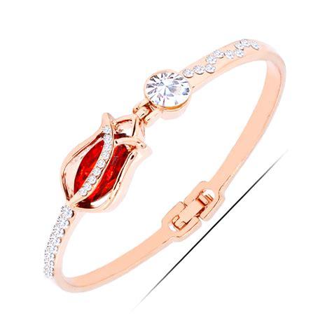 alibaba ksa alibaba new design cheap bracelet 24k saudi gold rose with
