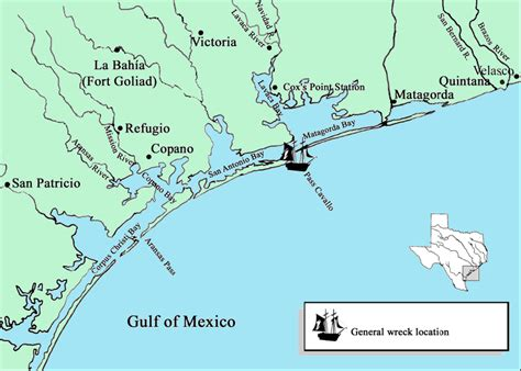 texas coast map map of texas coast my