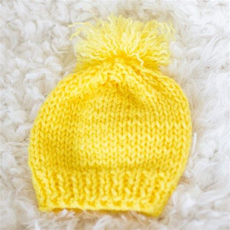 knit for beginners 25 best ideas about knit baby hats on knitted