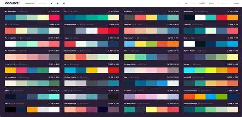 5 best color palette generator best 25 color palette generator ideas on
