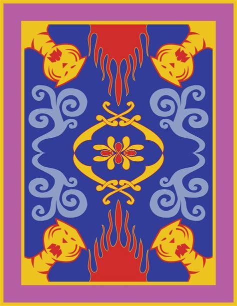 magic rug minimalist poster magic carpet posters and magic