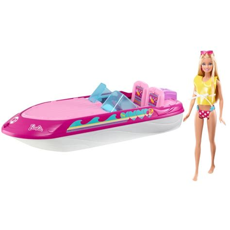 barbie doll and boat reviews toylike - Barbie And Boat